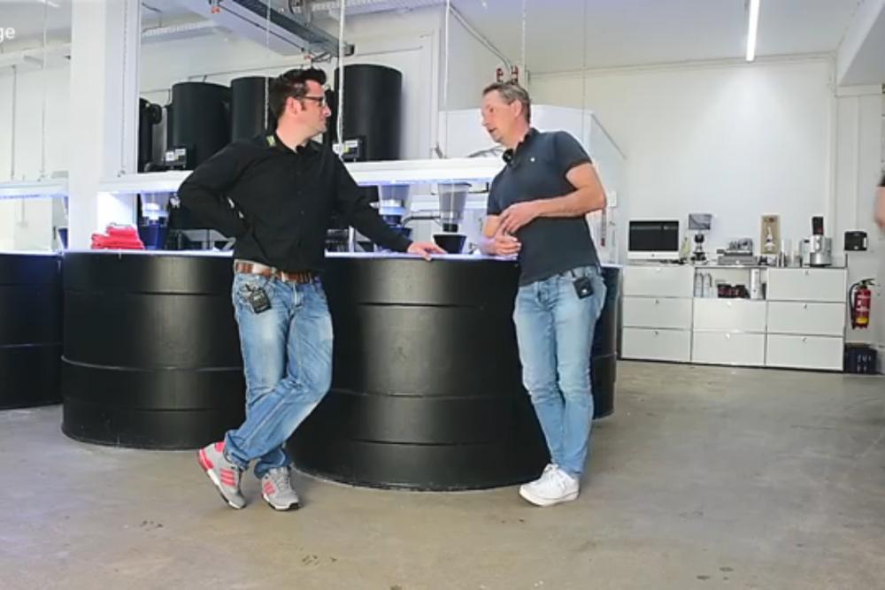 Oliver Müller Teichwelt Luxembourg & Martin Kammerer Konishi Koi Farm