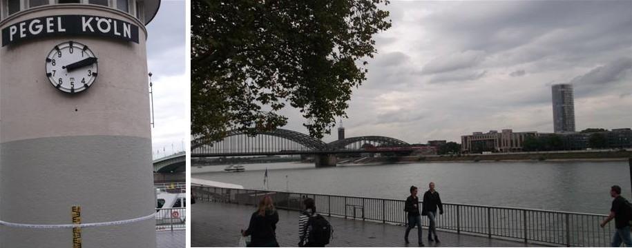 Rheinpromenade – Köln (Deutschland)