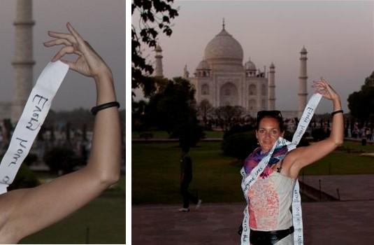 Taj Mahal (Indien)