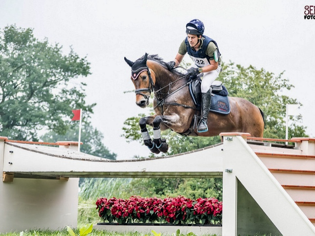 CCI 4* S Holland 2018