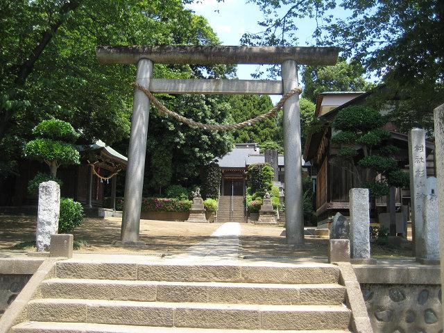池辺杉山神社