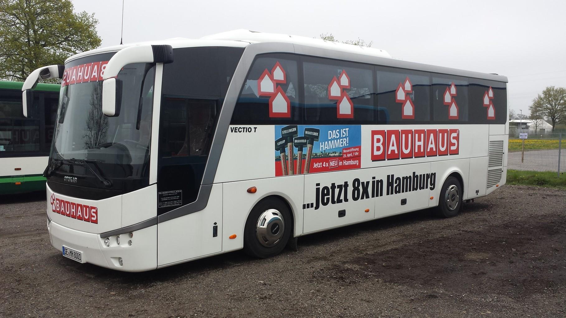 Bauhaus Veranstaltungsbus