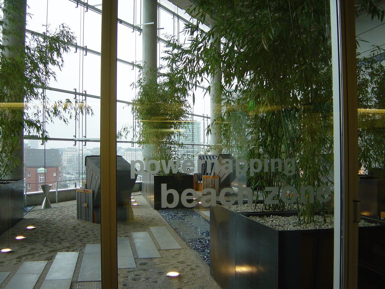 Hadi Teherani - Deichtor-Center