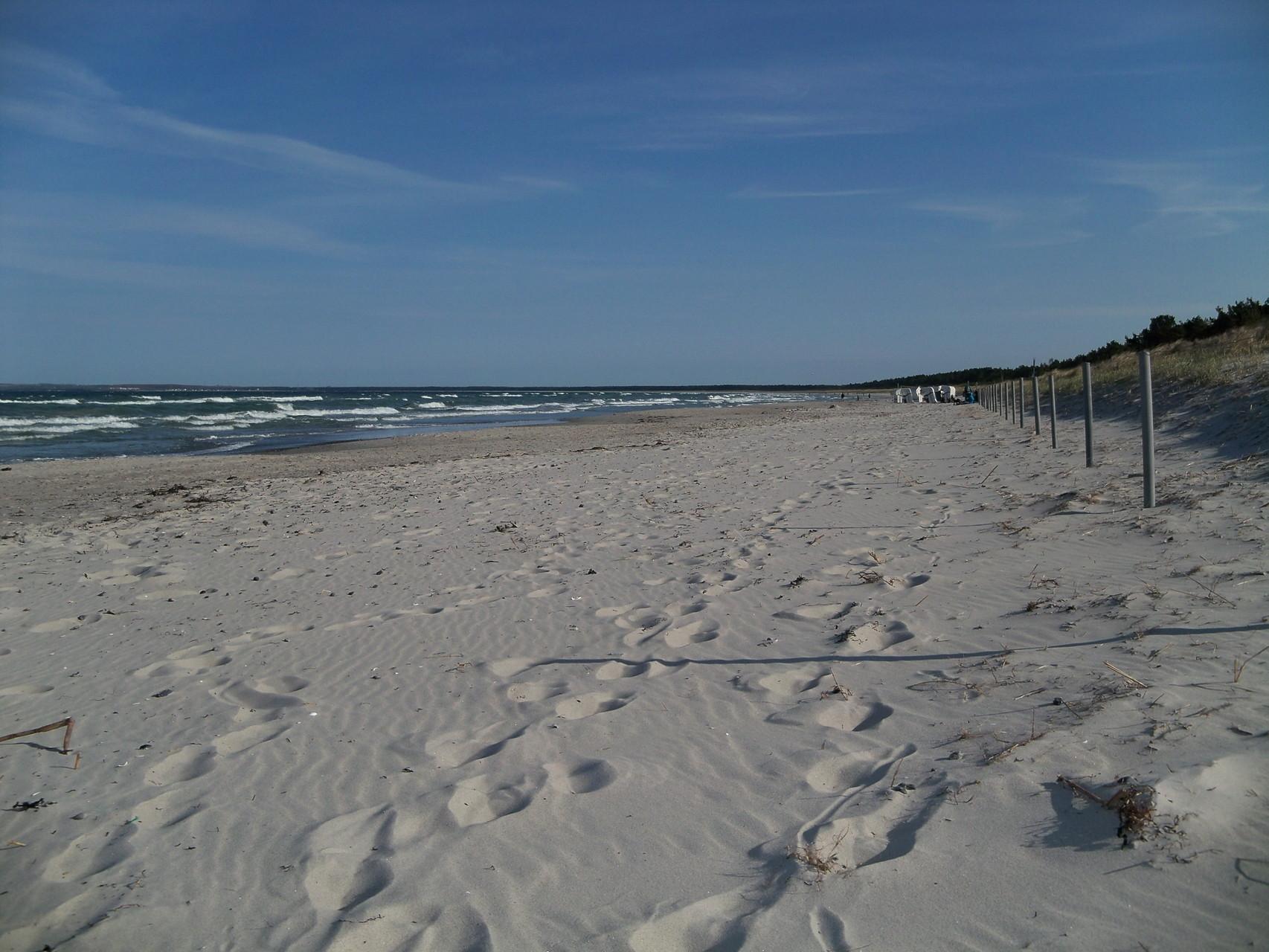 Strand von Juliusruh / Breege
