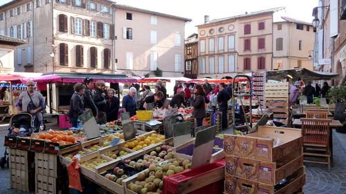 Marché de Gaillac