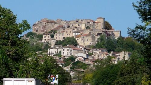 Cordes, classée grand site d'Occitanie