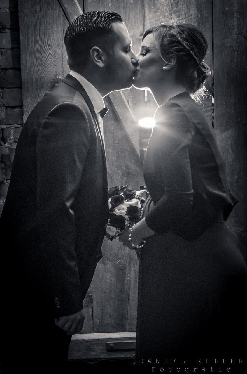Brautpaar/ Daniel Keller Hochzeitsfotograf