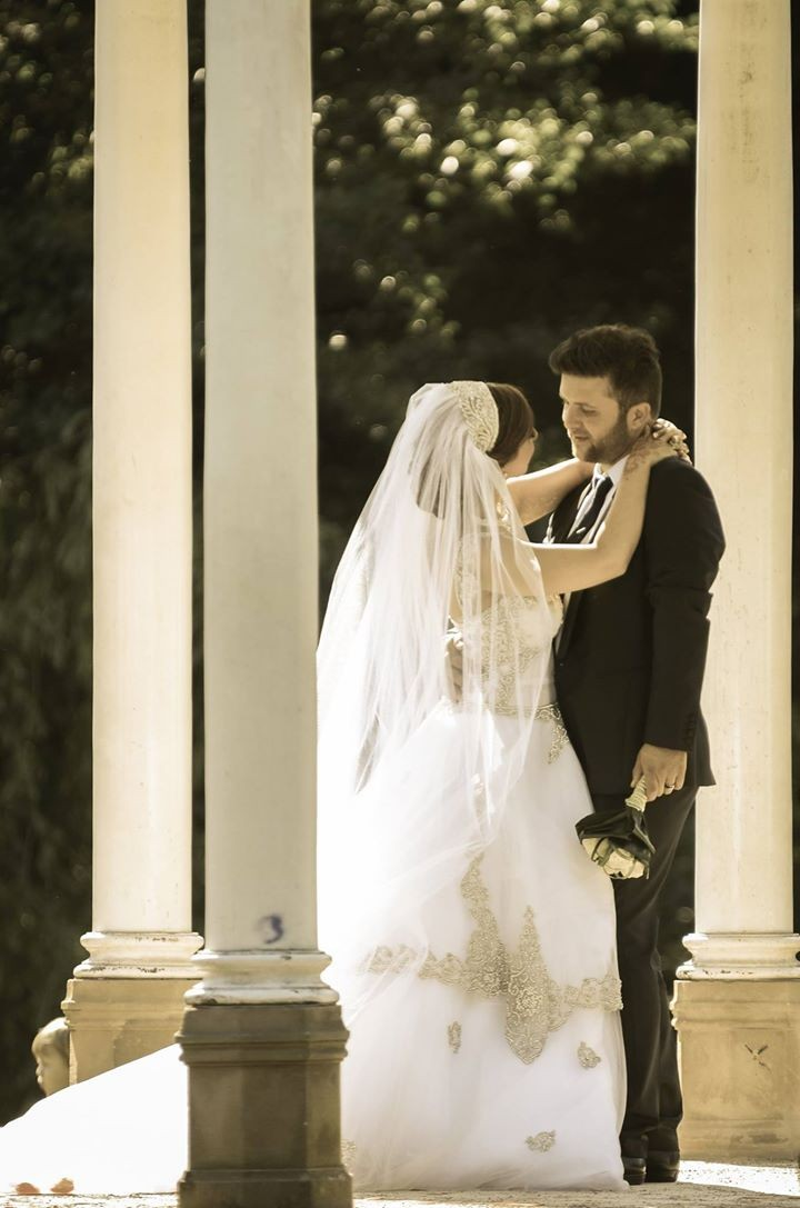 Brautpaar Sepia / Daniel Keller Fotografie