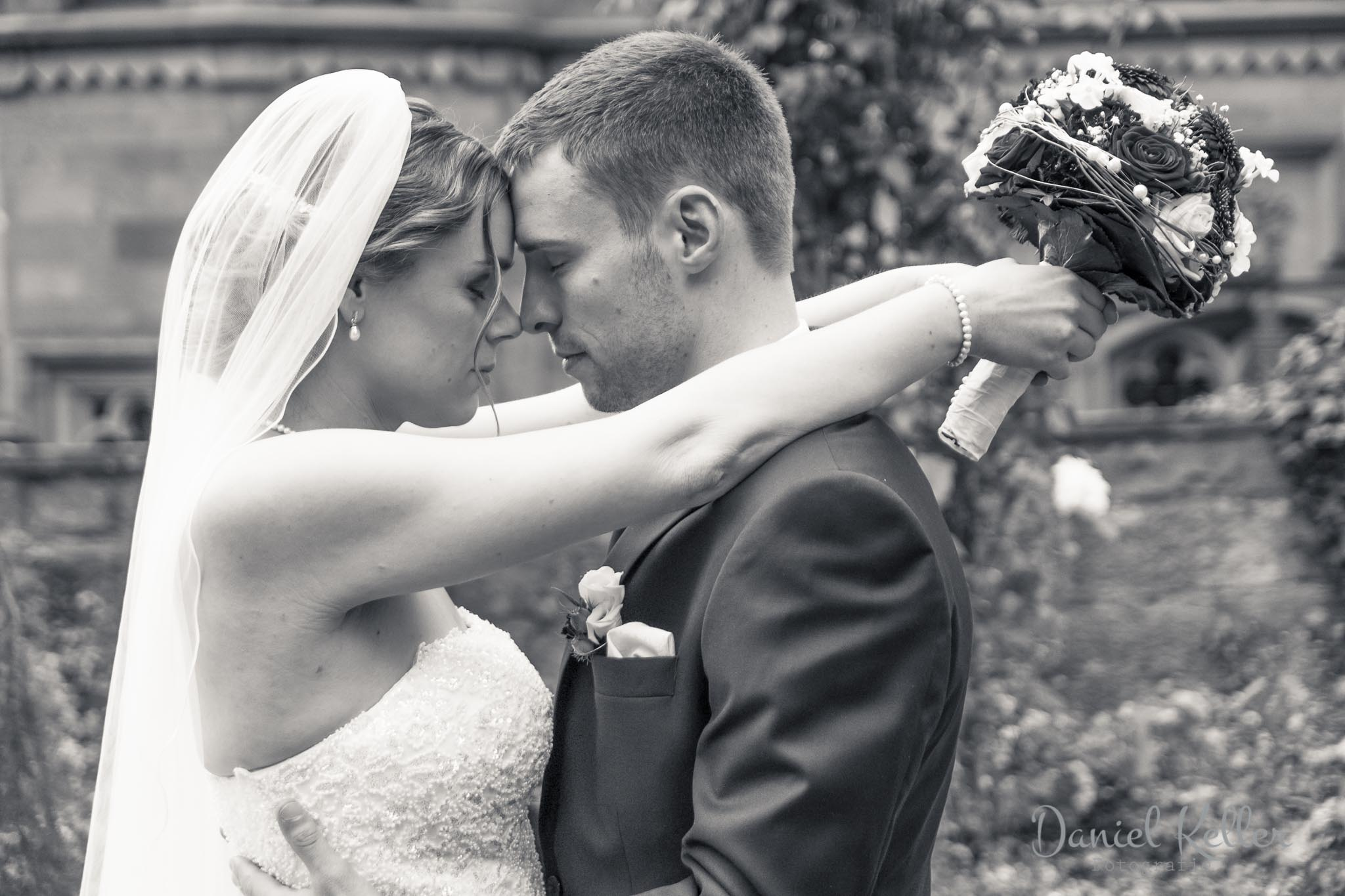 Hochzeitsfotos Schloss Ortenberg / Daniel Keller Fotografie