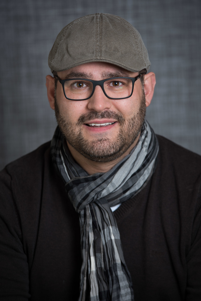 Portrait im Homestudio/ Daniel Keller Fotografie Kehl