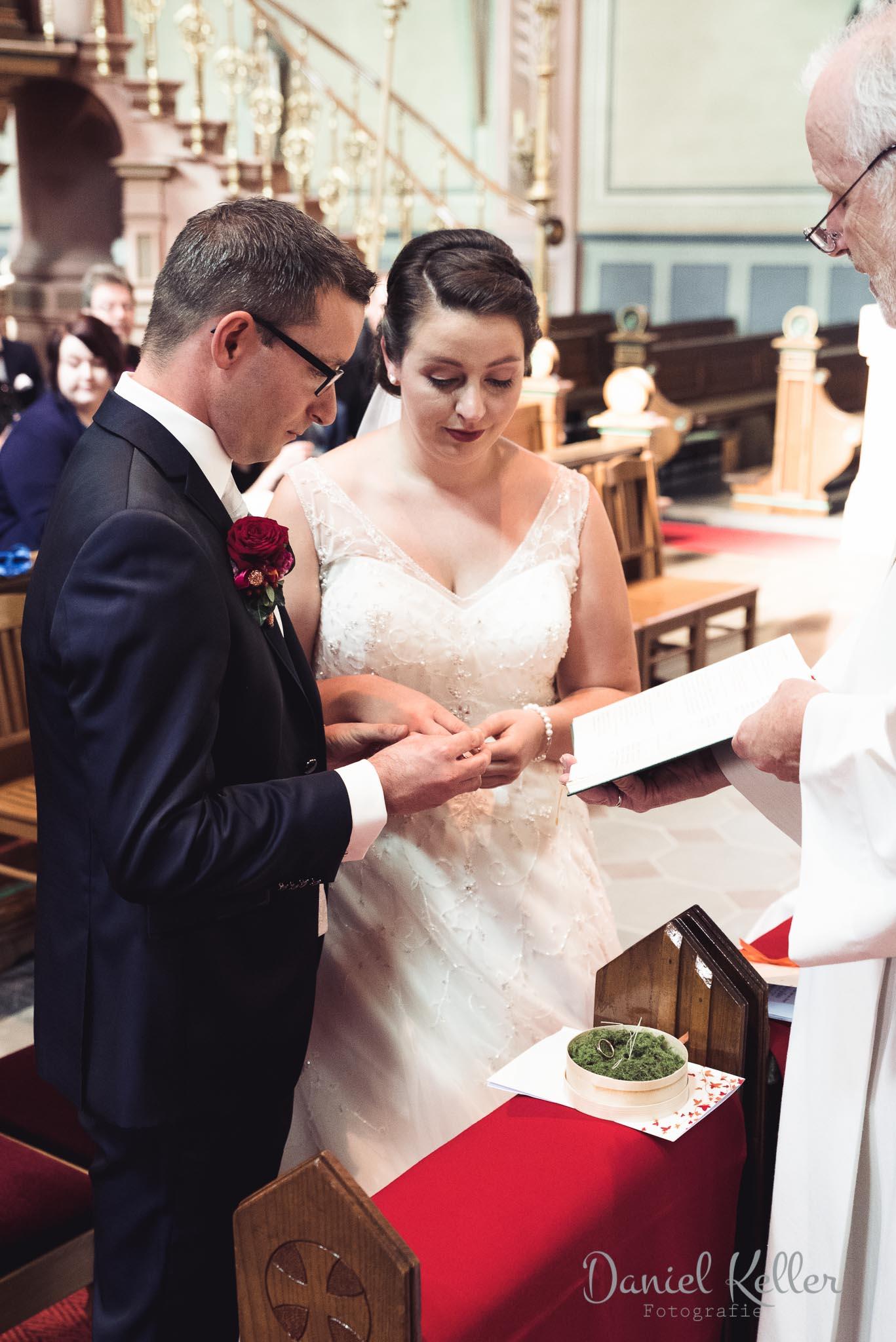 Ja Wort / Daniel Keller Hochzeitsfotograf