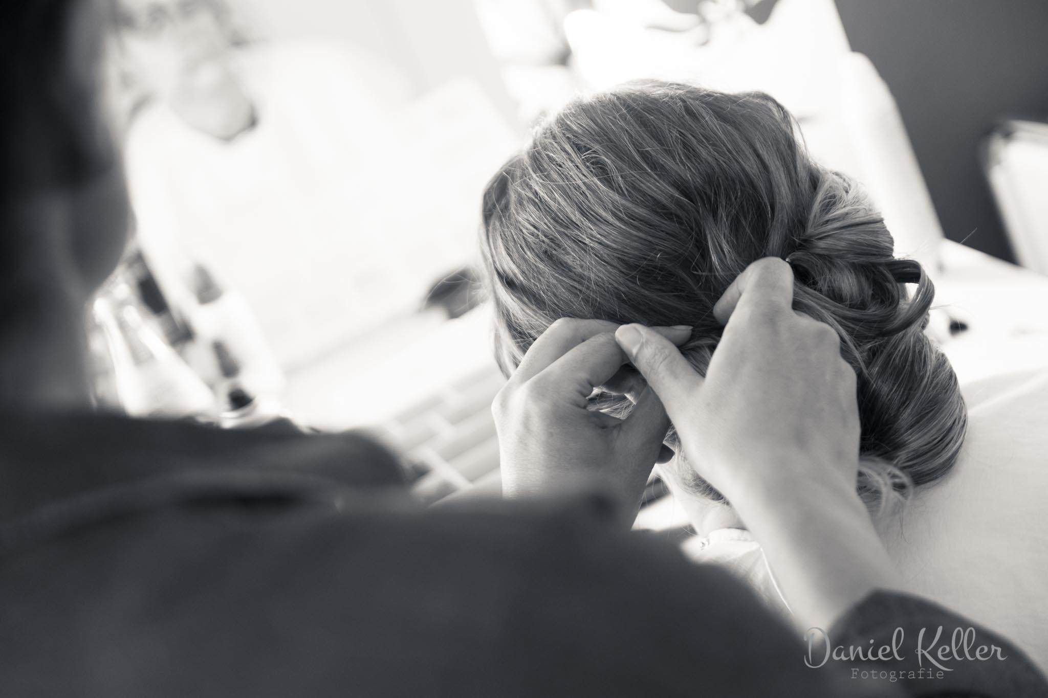 Getting Ready bei Milena Kehayova Offenburg / Daniel Keller Fotografie