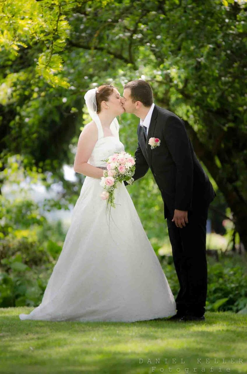 Brautpaar / Daniel Keller Fotografie