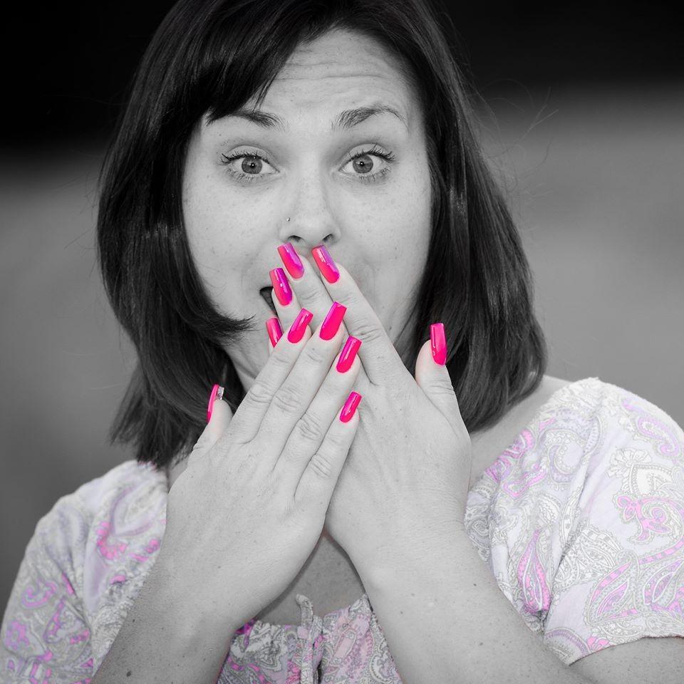 Pink Nails / www.manusmobilesnagelstudio.de