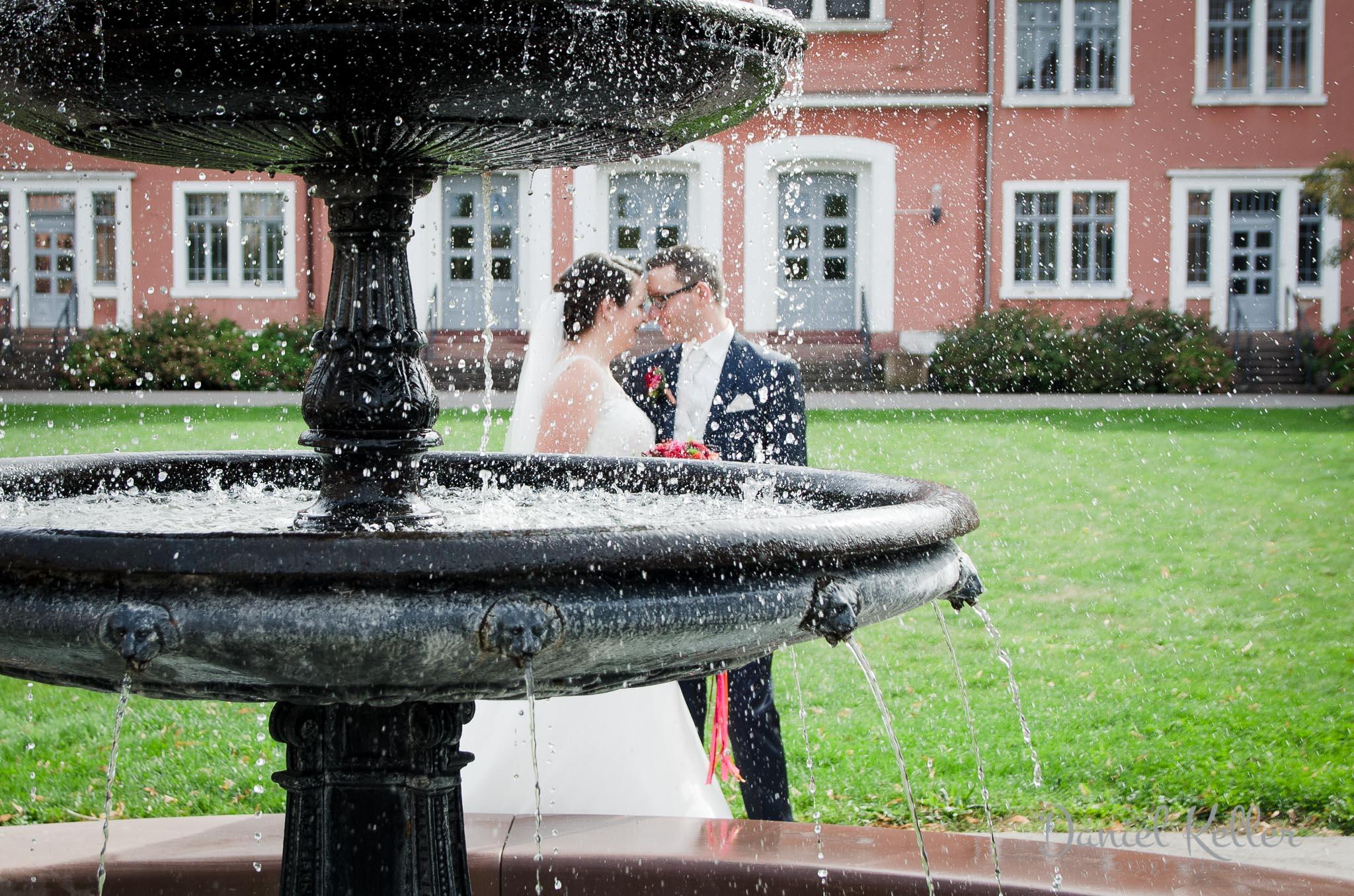 Hochzeitspaar Illenau Achern