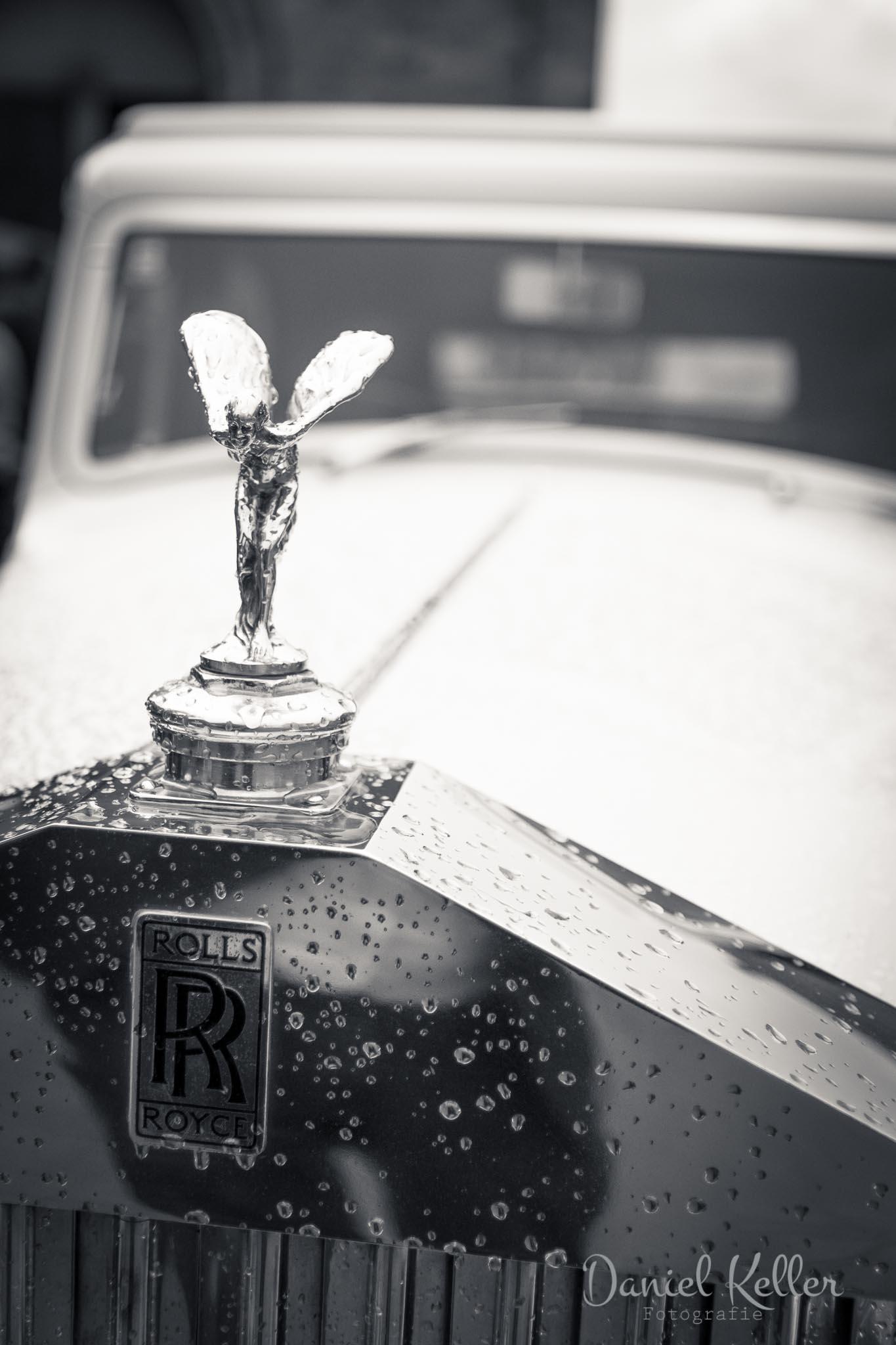 Rolls Royce Oldtimer / Daniel Keller Fotografie