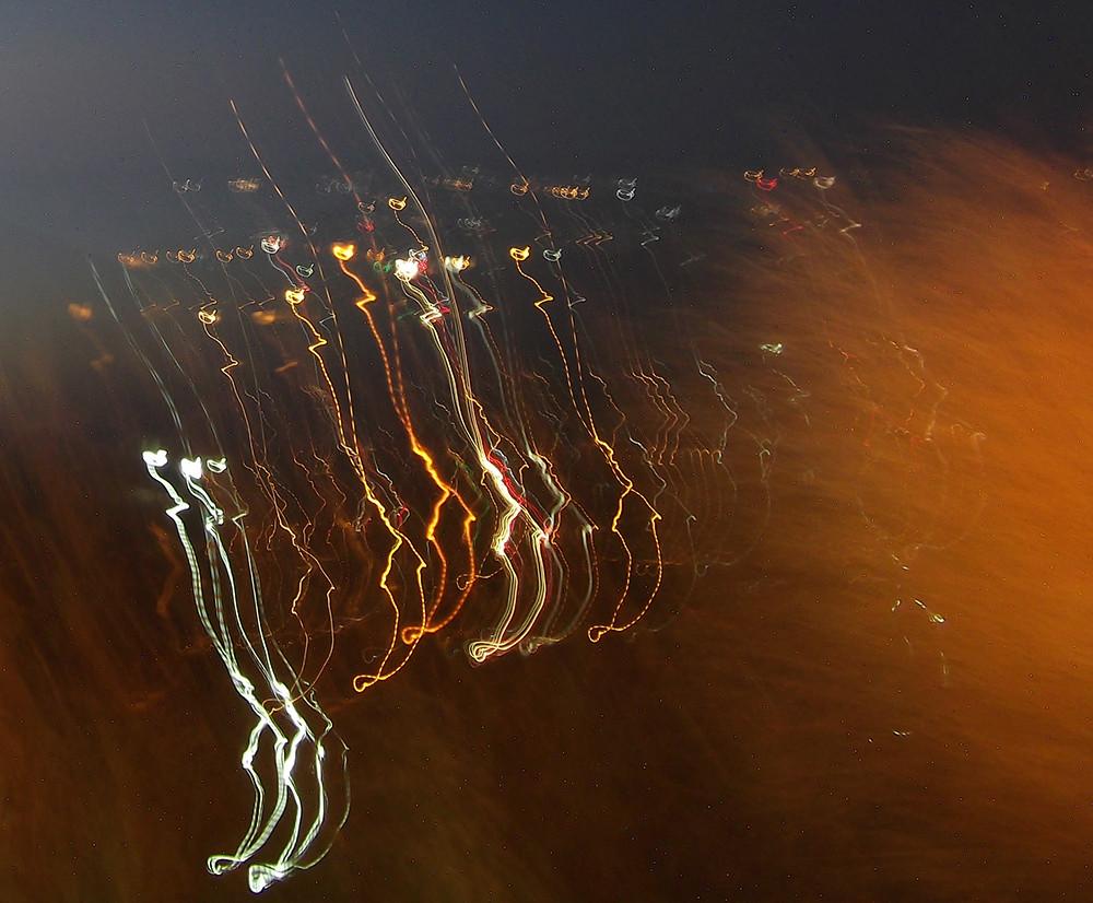 Magali Sansonetti - Filaments du nouvel an