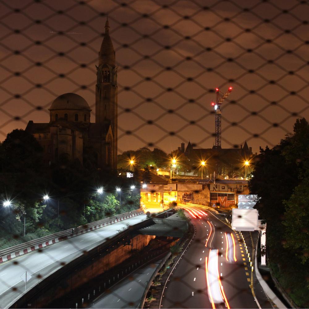 La fracture entre petite couronne rouge et ville lumière - Corinne Brachet-Ducos