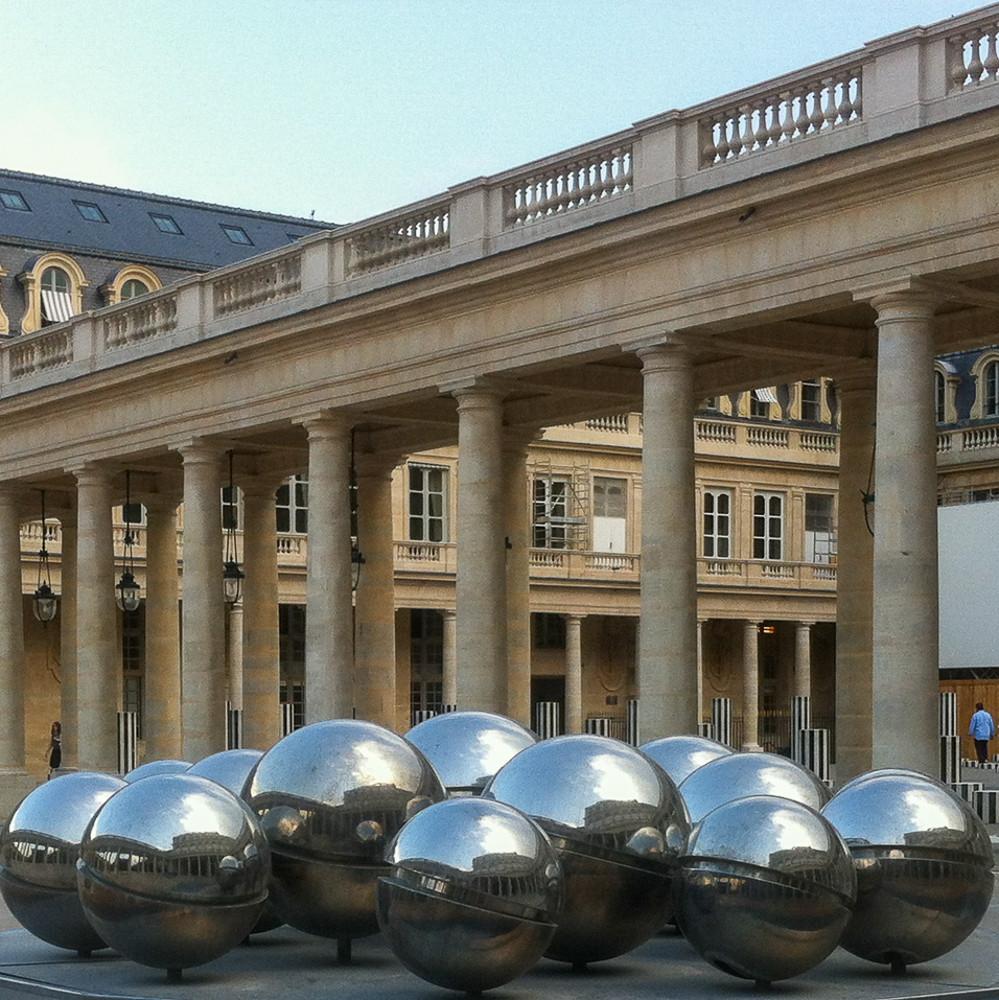 Des boules et des lignes - Magali Sansonnetti-Diraison