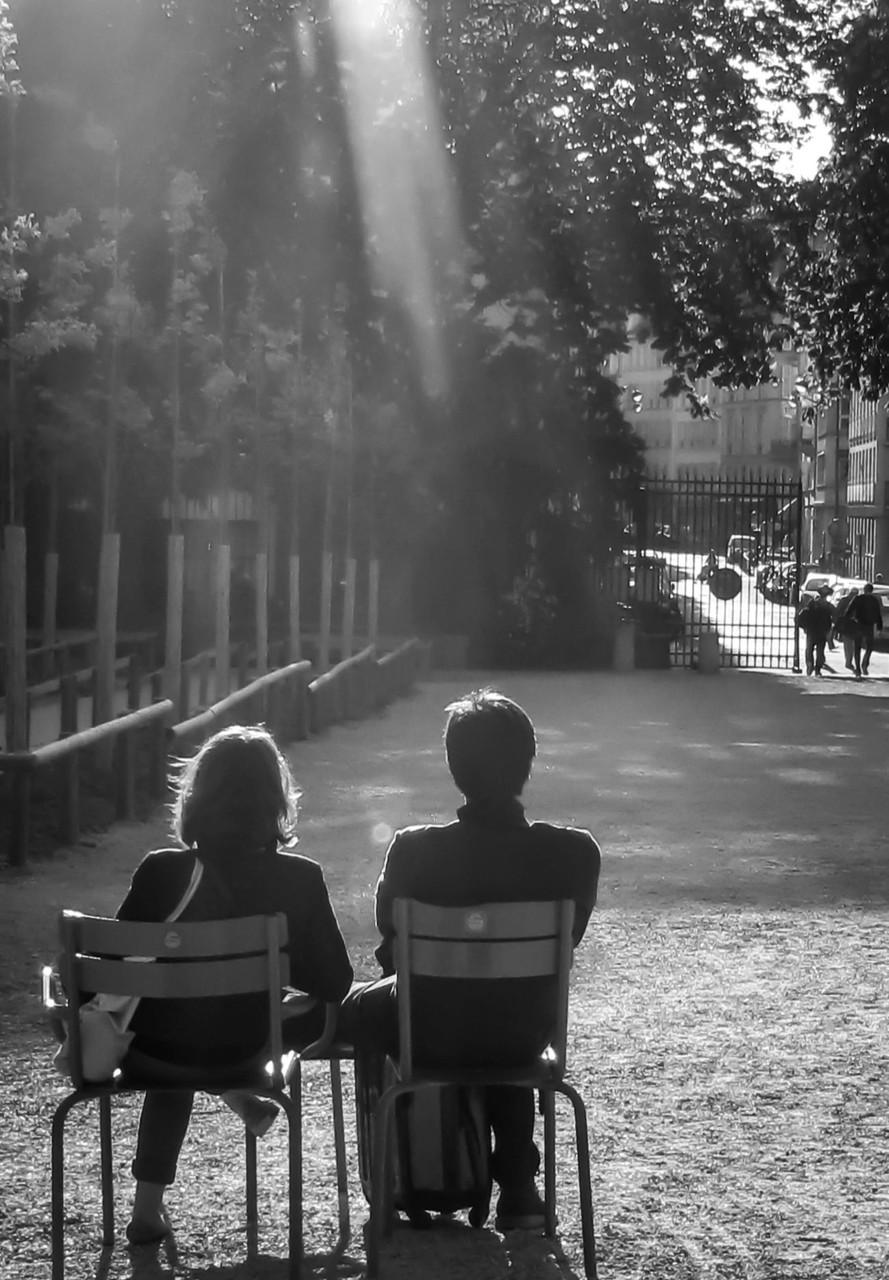 Marie-Agnès Barrère - Touchés par la grâce