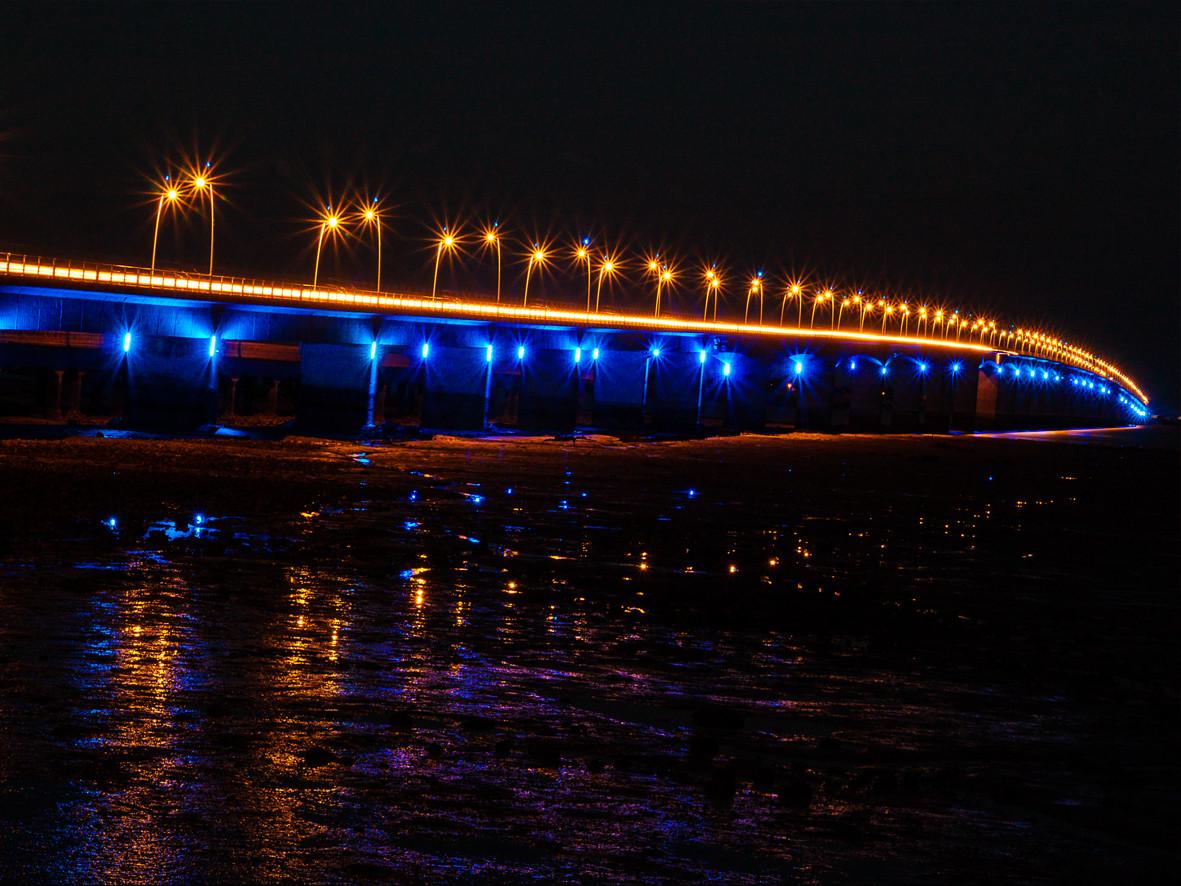 Claire Kulaga - Le pont d'Oléron