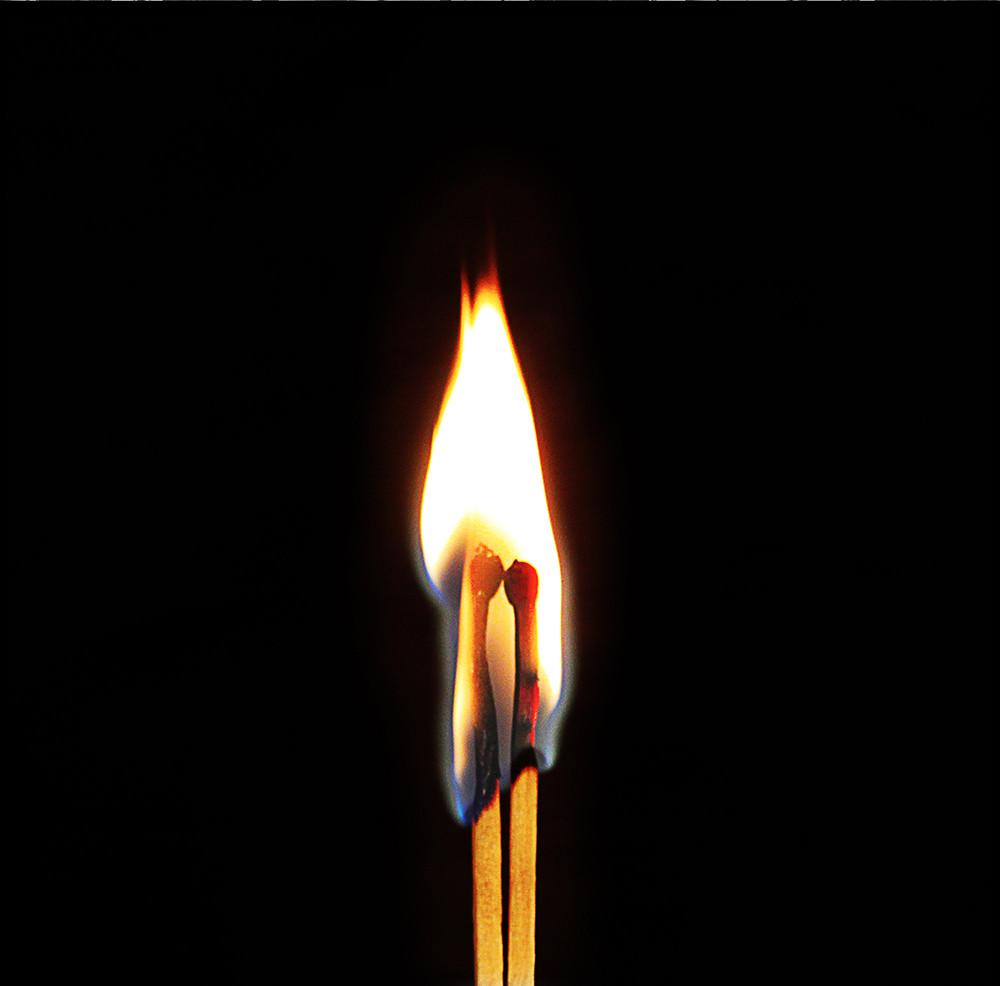 Claire Kulaga - Amour enflammé