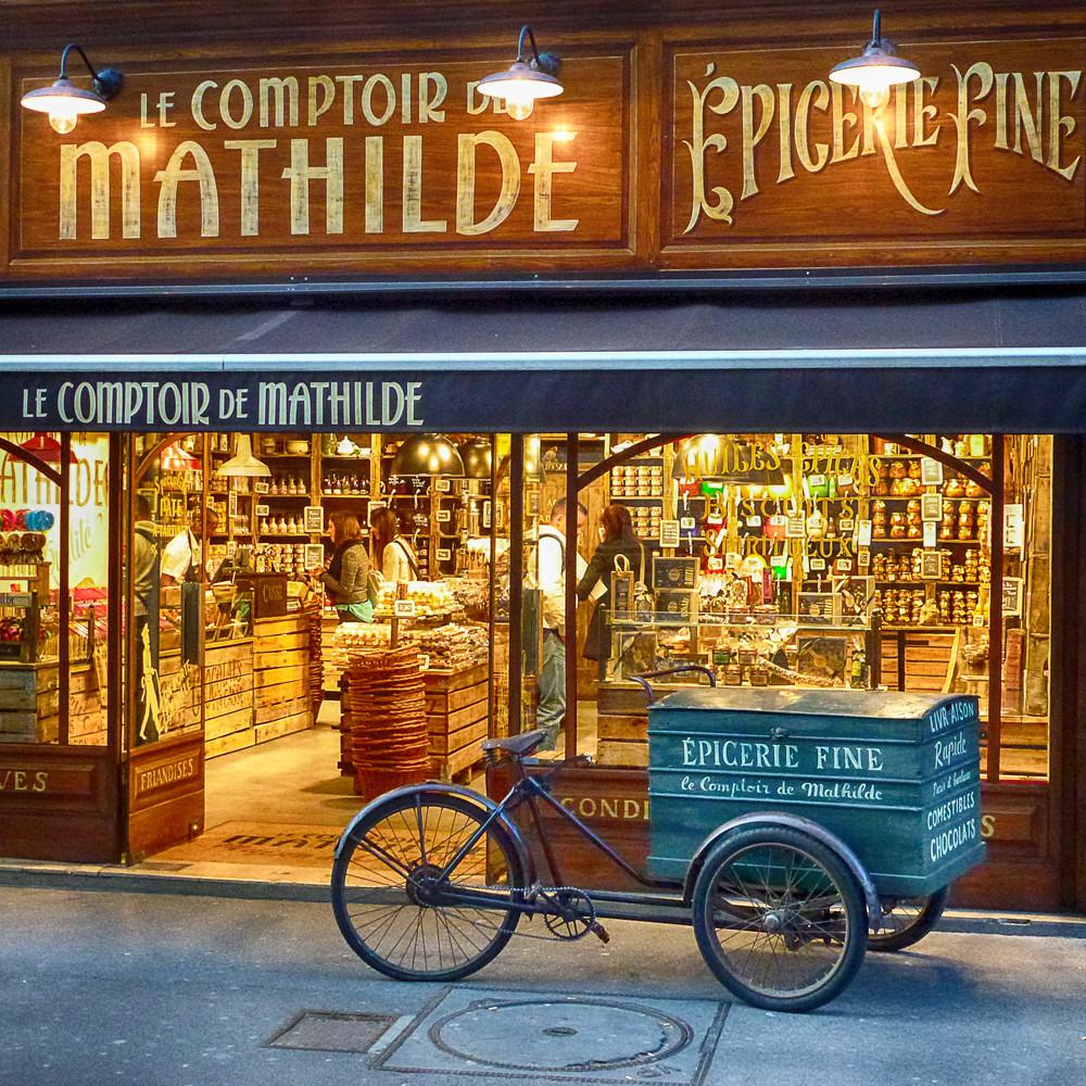 Le comptoir de Mathilde - Claire Kulaga