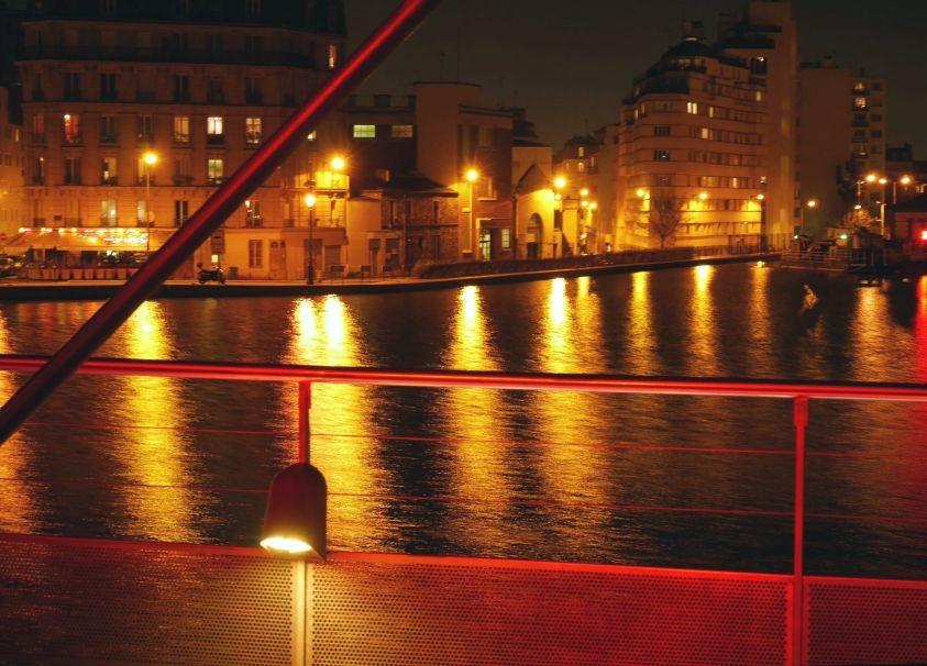 Sur un bateau - Marie-Agnès Barrère-Maurisson
