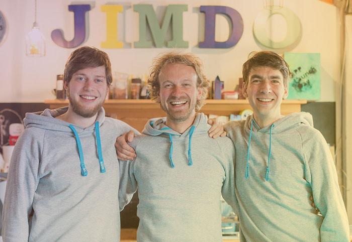 Christian, Fridjof & Matthias