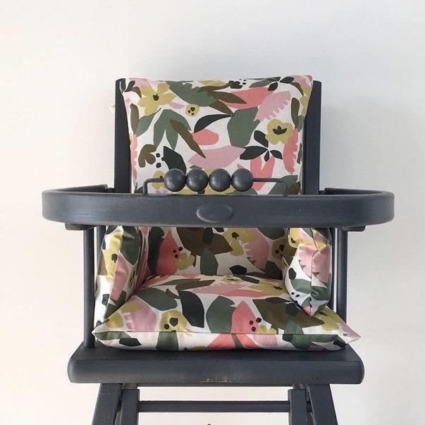 Votre TOP 5 des coussins de chaise haute du moment