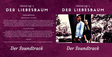Marc Alexander Lange komponiert die Filmmusik, Score von Der Liebesbaum