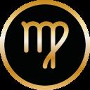 Symbol Sternzeichen Jungfrau von Tomas Kalpa