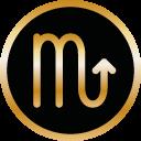 Symbol Sternzeichen Skorpion von Tomas Kalpa