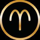Symbol Sternzeichen Widder von Tomas Kalpa