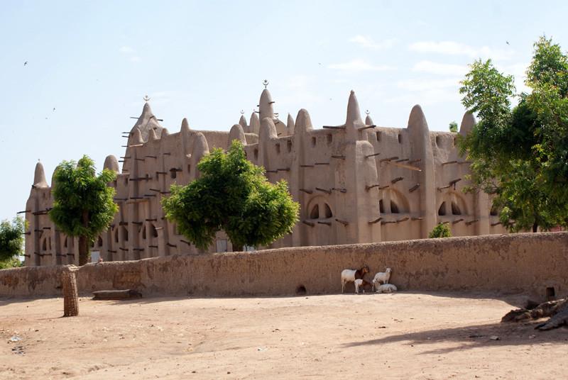 La grande mosquée de San