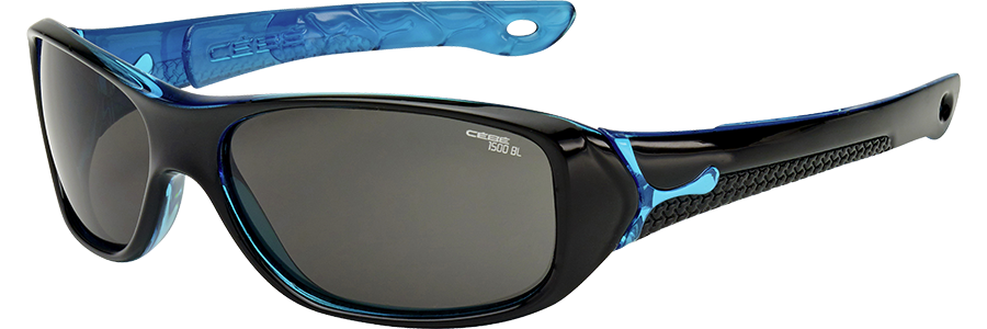 S Track M 3 + Wechselglas, Farbe: Matt Black Blue Matt Black Blue