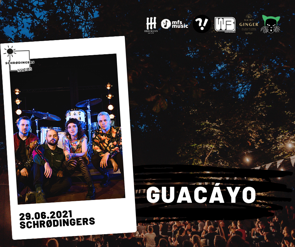 """Guacáyo """"EP Release Show"""""""