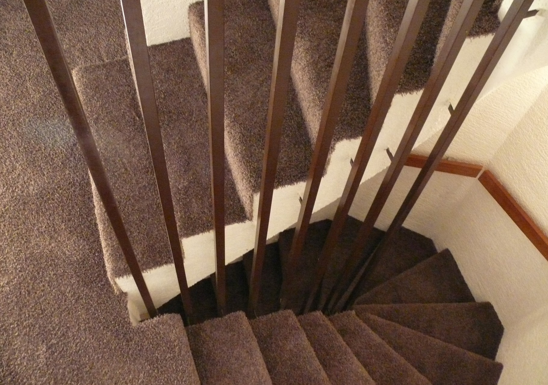 Teppichboden - Treppen