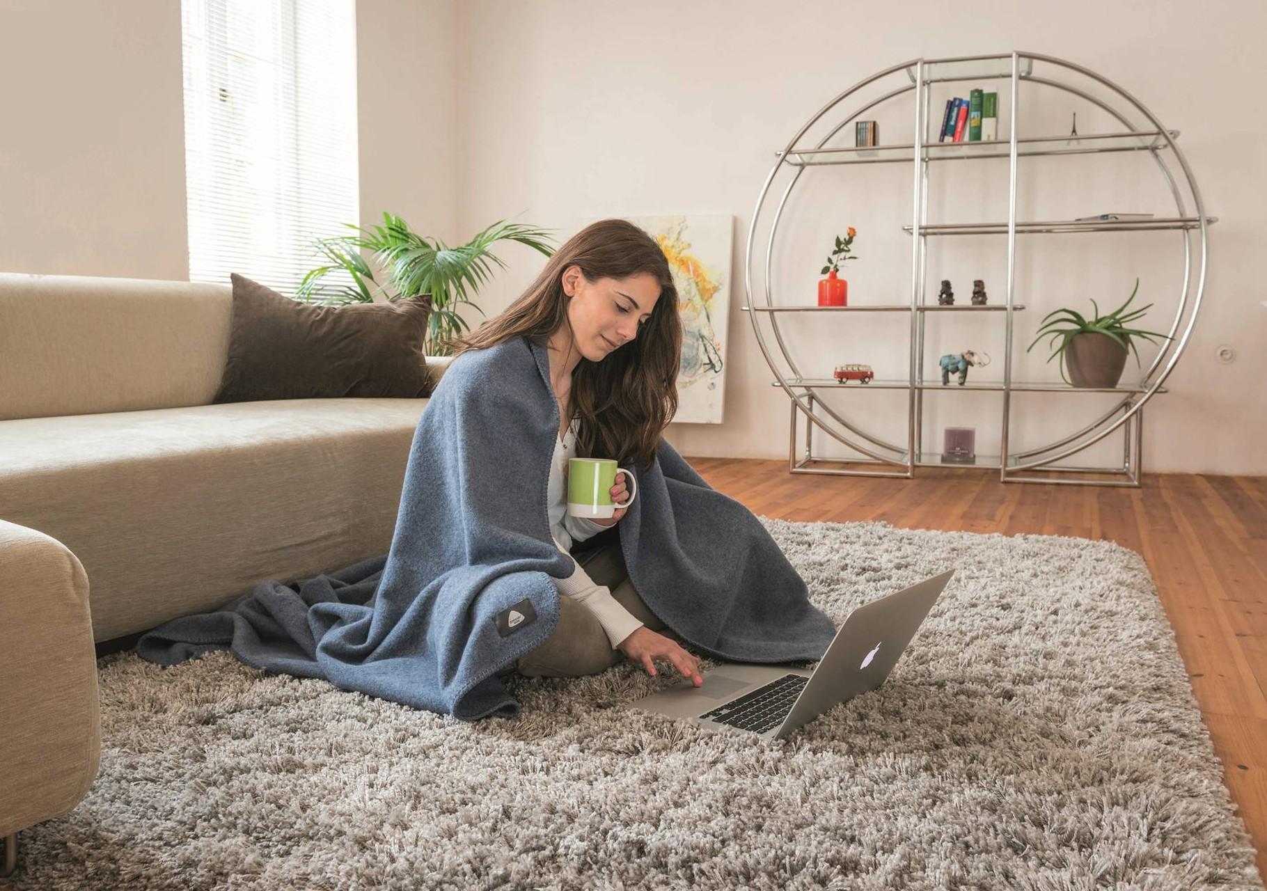 Teppiche - Wolldecken
