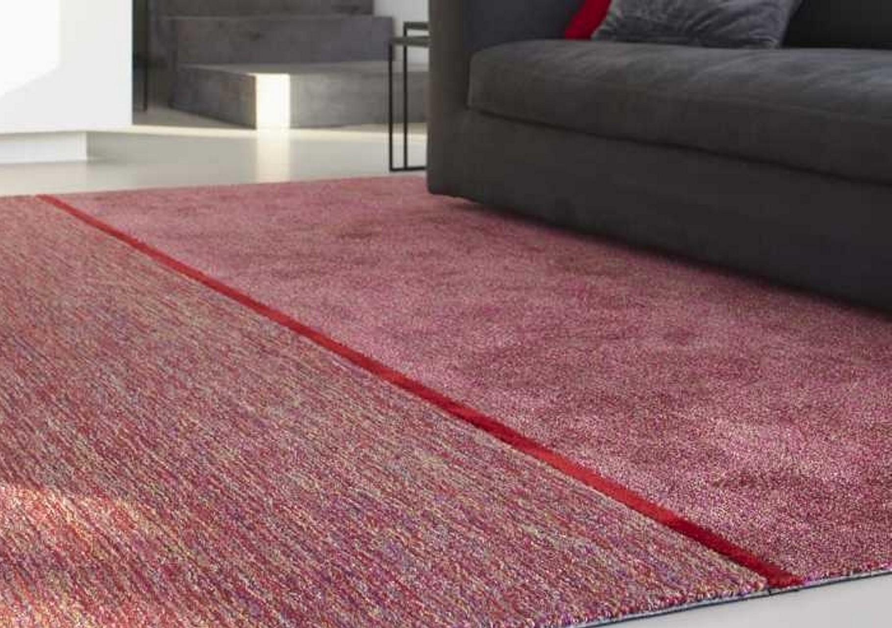 Teppich . Wolle - Seide