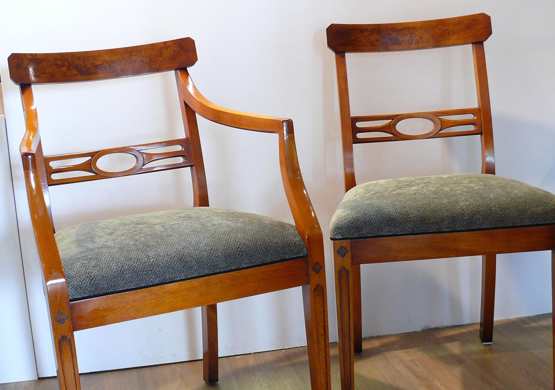 Stühle mit Stil . .