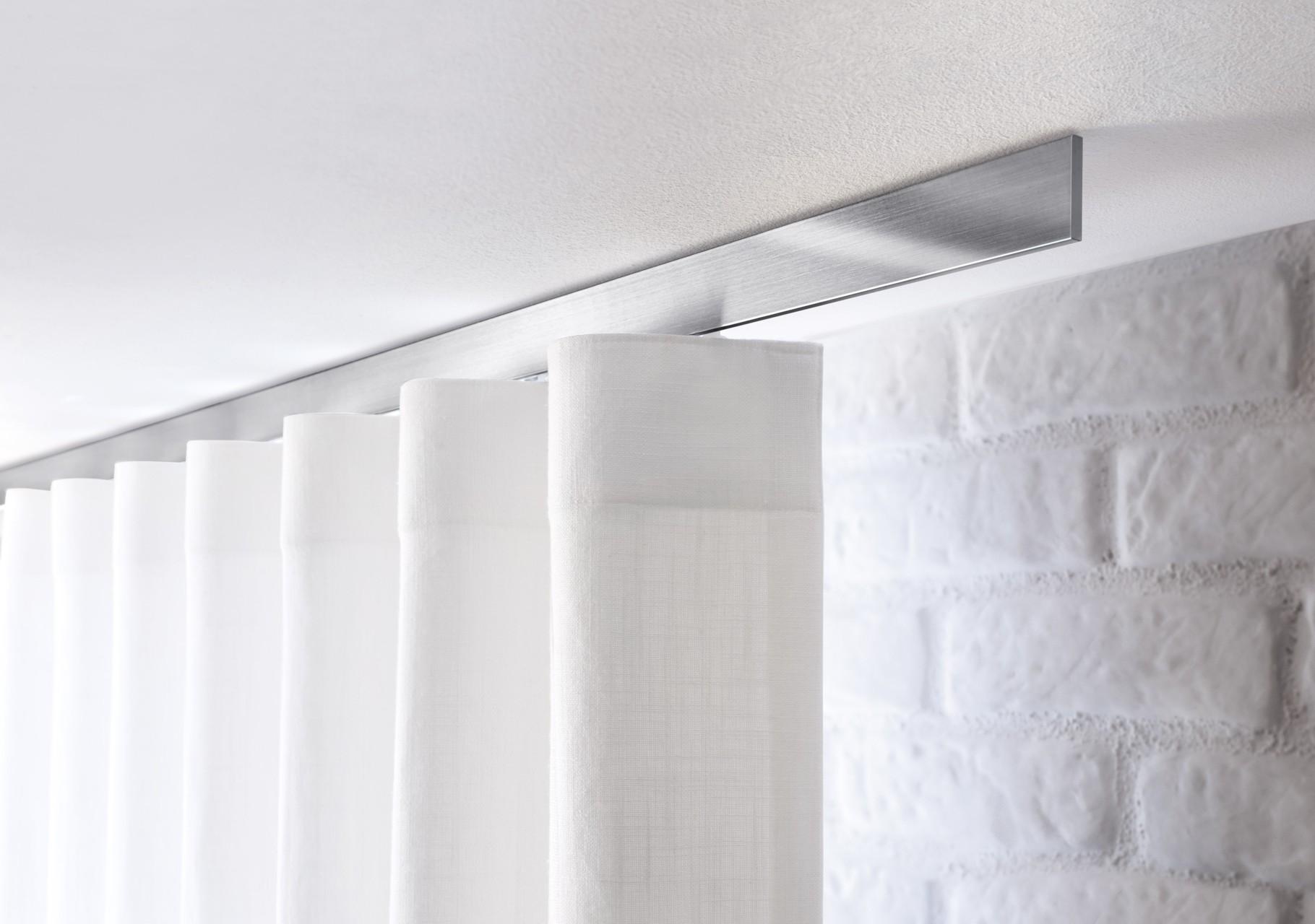 Deckenprofil - Wellenvorhang