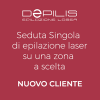 offerta epilazione laser depilis