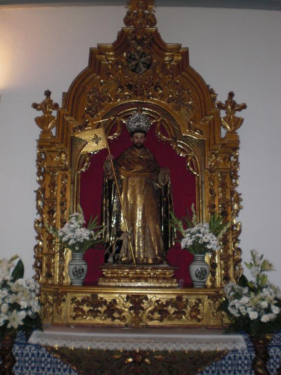 Sto Domingo de Guzmán, Iglesia