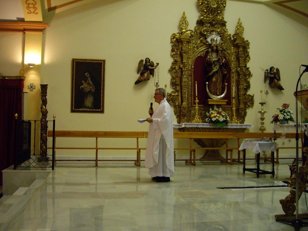 Fray Jose Antonio Segovia OP