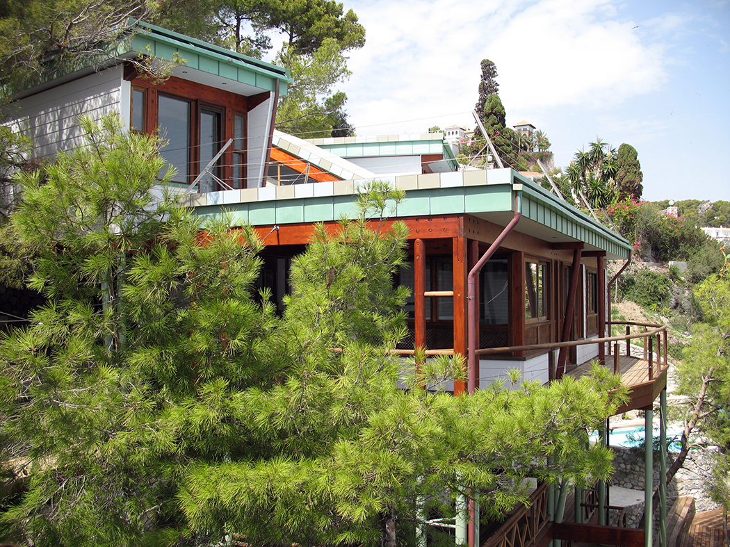 Casa Lucy. La Herradura. Granada