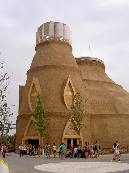 El Faro. Exposición Internacional en Zaragoza 2008.