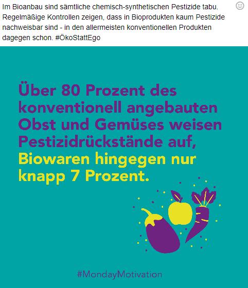 Zusätzliche Reichweite im Wert von 30€ für #MondayMotivation-Postings