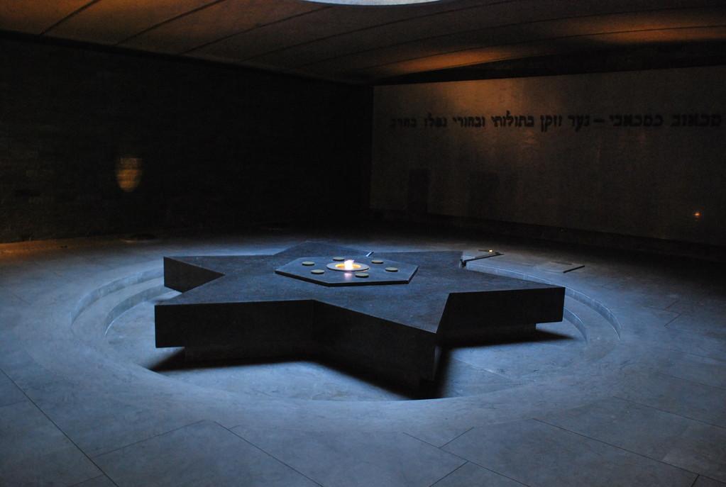Mémorial de la Shoa à Paris