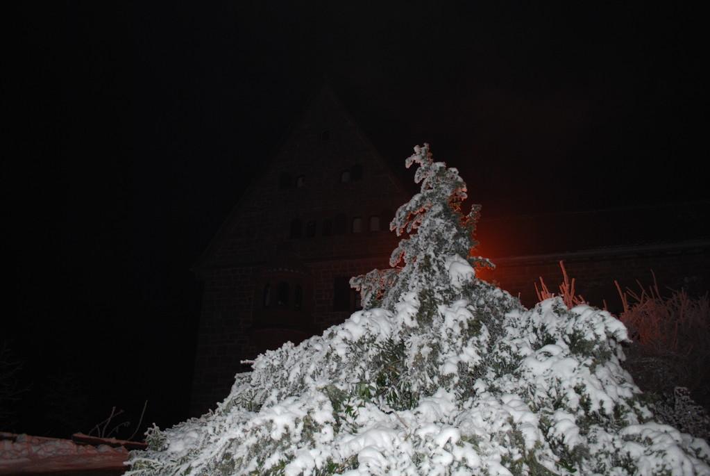 Entrée du Château de Nuit
